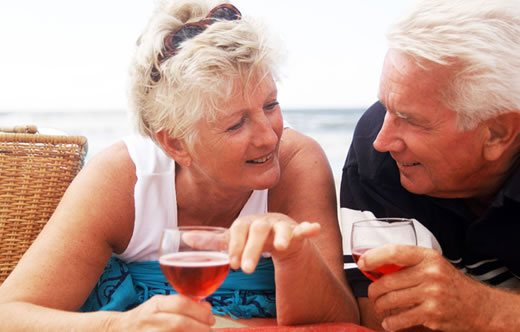 Hookup for over 60s by postcode